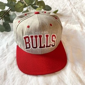 Chicago Bulls Snap Back Hat